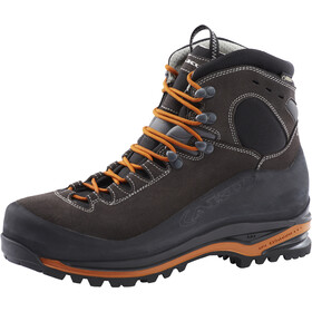 AKU Superalp GTX Kengät Miehet, anthracite/orange